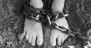 chained, West Virginia, poverty, welfare,
