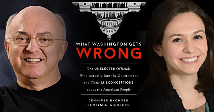 Washington, corruption, big government, too much government, book