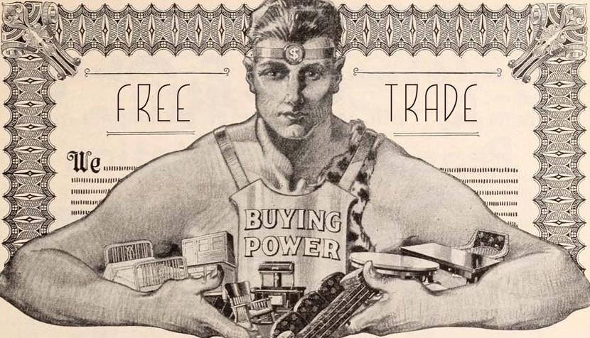 bargaining, dickering, negotiating, free trade, price, illustration, Buying Power