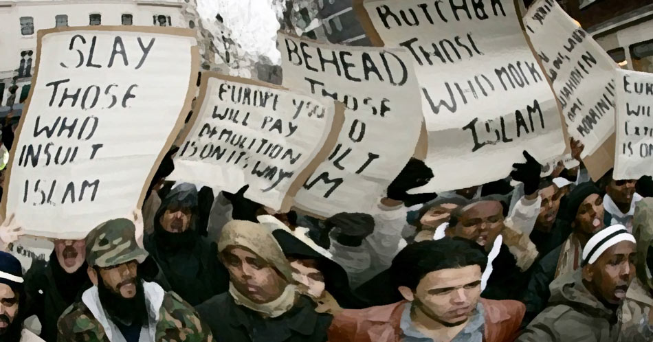 Muslims, Islam, Sharia law, Netherlands, Dutch, Theo Van Gogh, terrorism, immigration, Europe