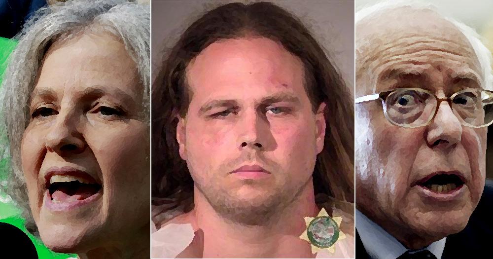 Portland, murder, Vinland, white supremacist, white nationalism, Bernie Sanders, Jill Stein