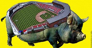 stadium, Potomac Nationals, pork, free markets, taxes, referendum, crony, welfare
