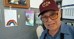 Hardy at 89