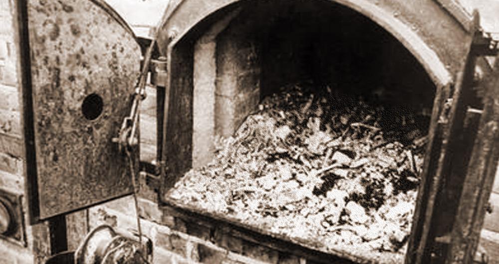 Philip K. Dick, Nazi, ovens, ashes, smoke, abortion, crematorium, camp