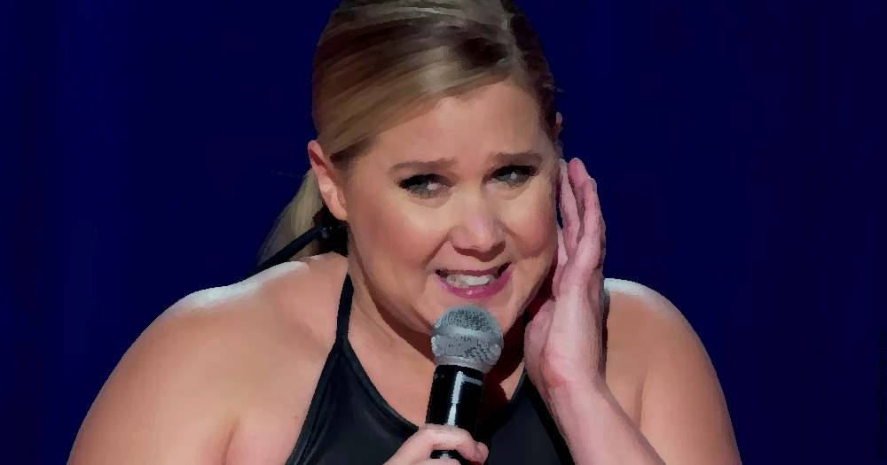 Amy Schumer, comedy, equal pay, feminism, The Leather Special, PC, HBO, equality