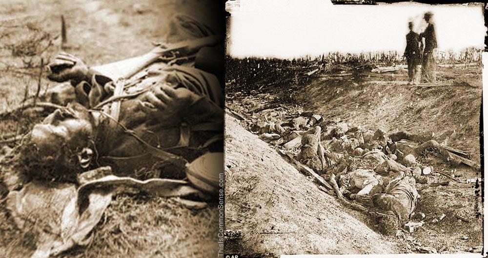 Nazi, Civil War, soldiers, dead soldiers, Charlottesville, antifa