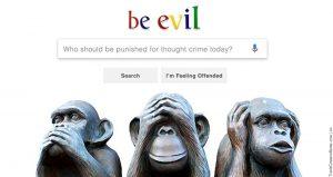 Google, censorship, Boycott, Competition, free market, be evil