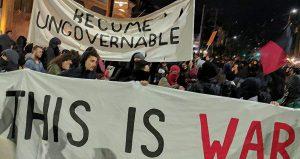 Antifa, violence, Berkeley, free speech, fascists, alt-right, alt-left