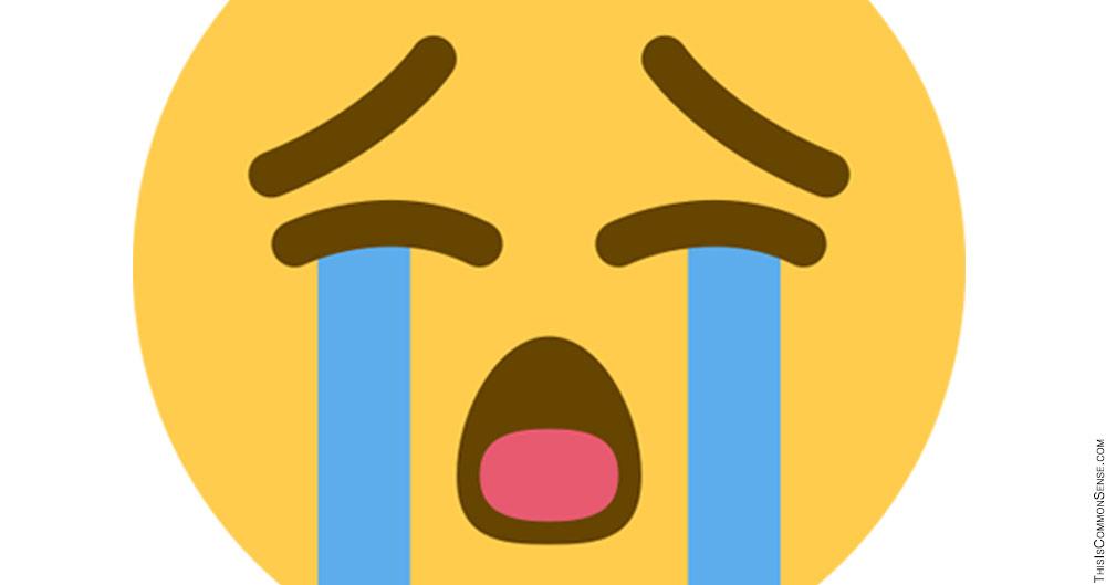 symbolism, crying, outrage, Hurricane Irma, gaffe, ideology, Trump
