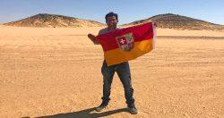 Desert Royalty
