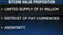 Bitcoin — whew!