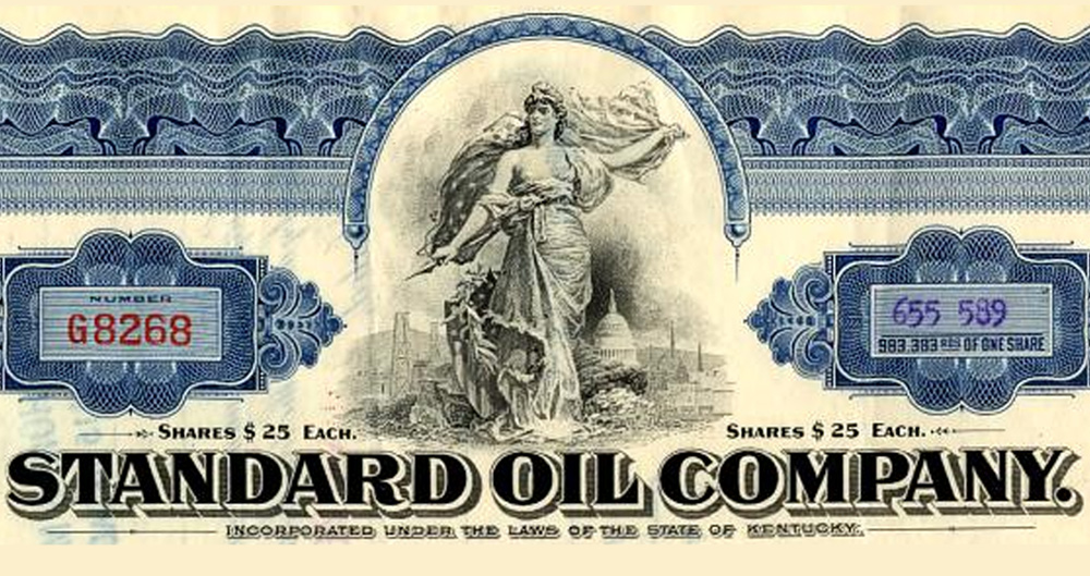 Standard Oil, monopoly, merger, antitrust, Aetna, CVS Health Corp