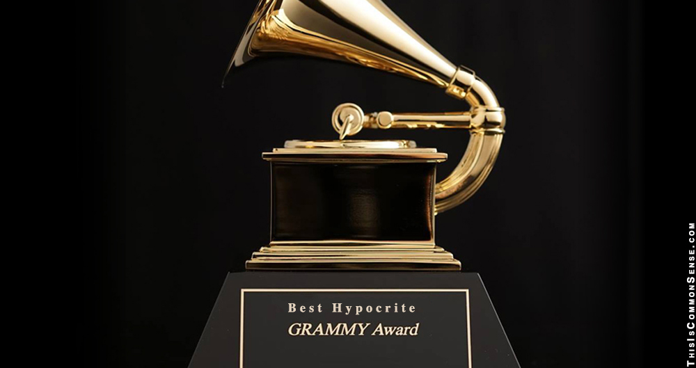 Grammys, hypocrites, Hillary Clinton, Michael Wolff, Fire and Fury,