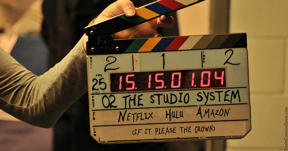 Studio System, antitrust, Netflix, Hulu, Amazon