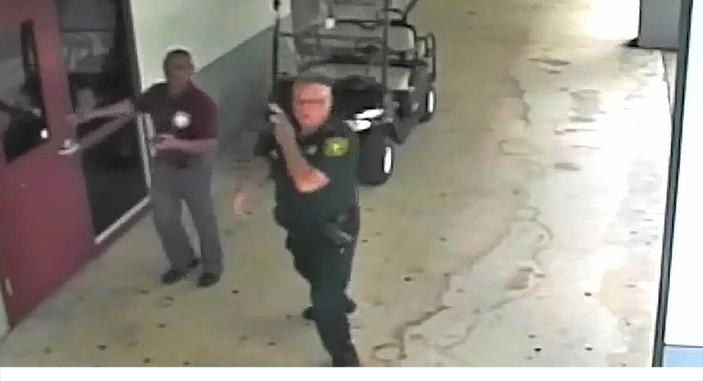 Scot Peterson, Parkland, police, pension, Broward County, Florida, Marjorie Stoneman Douglas High School, guns, gun control, second amendment