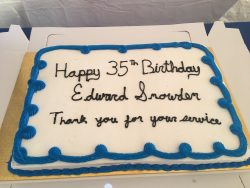 Happy Birthday, Mr. Snowden!