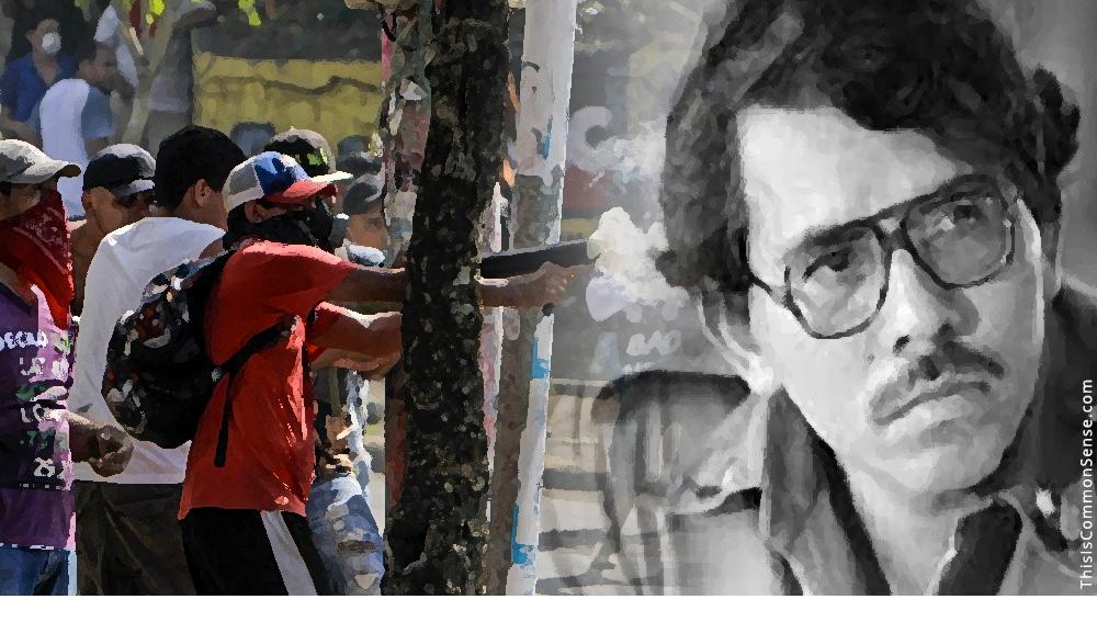 Daniel Ortega, Nicaragua, rebellion, atrocity, protest, violence