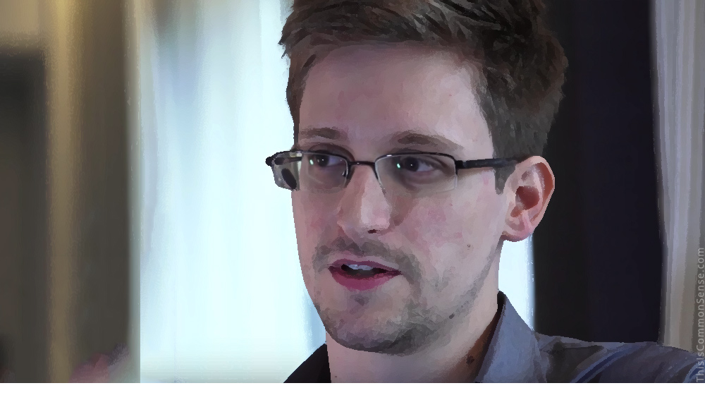 What Does Snowden Deserve?