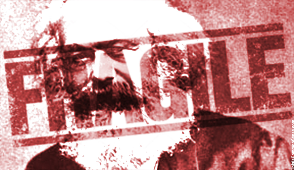 fragile, socialism