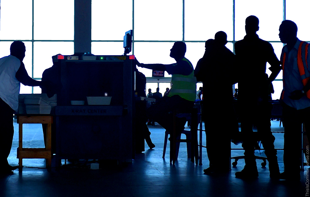TSA, Transportation Security Administration, civil liberty, privacy, airport security