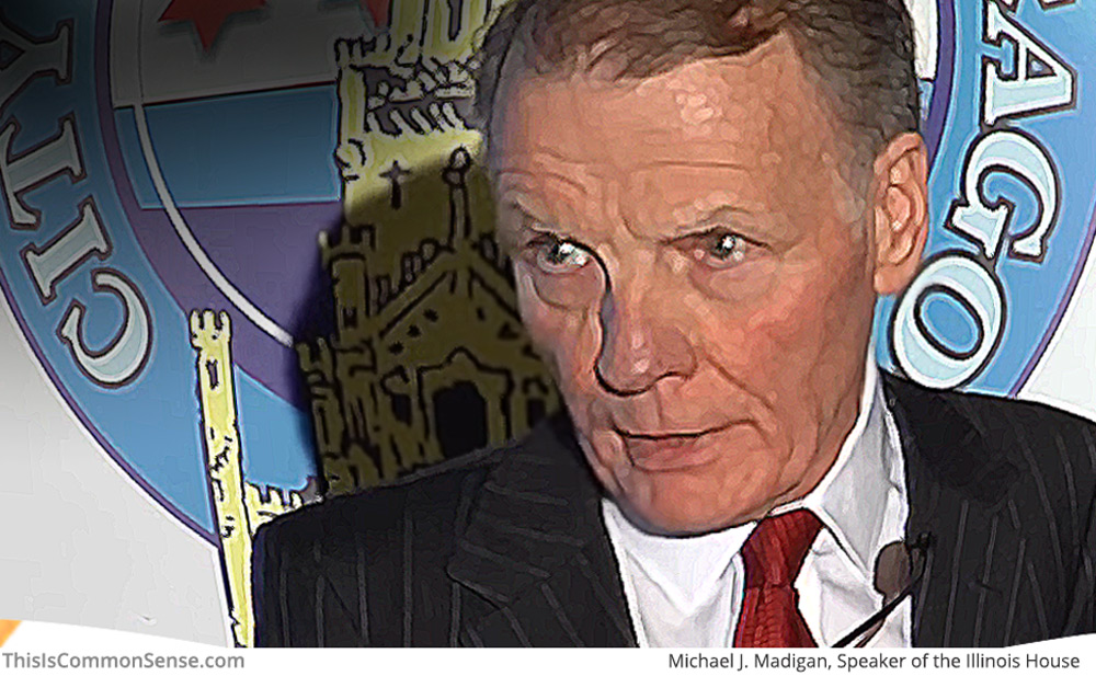 Michael Madigan, Speaker, House, Illinois, corruption, machine