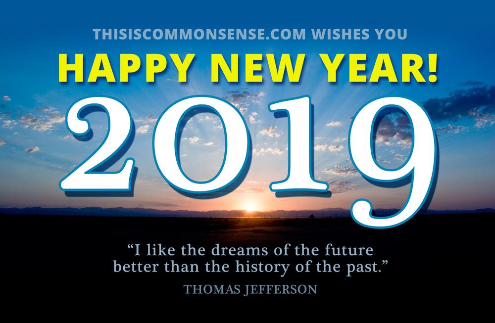 New Year, 2019, Jefferson