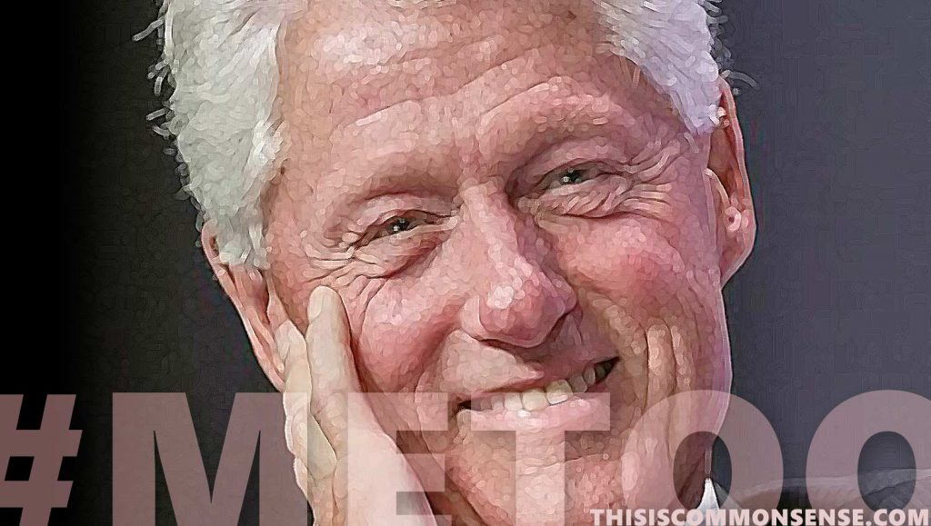 Bill Clinton, impeachment, sexual, #metoo, sex, scandal