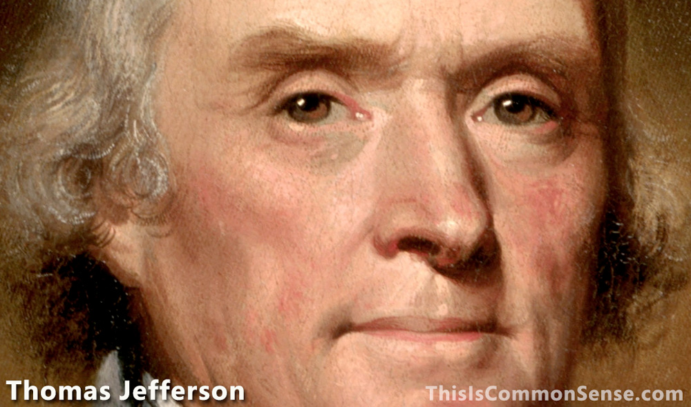 Thomas Jefferson, term limits, democracy, Democratic-Republican,