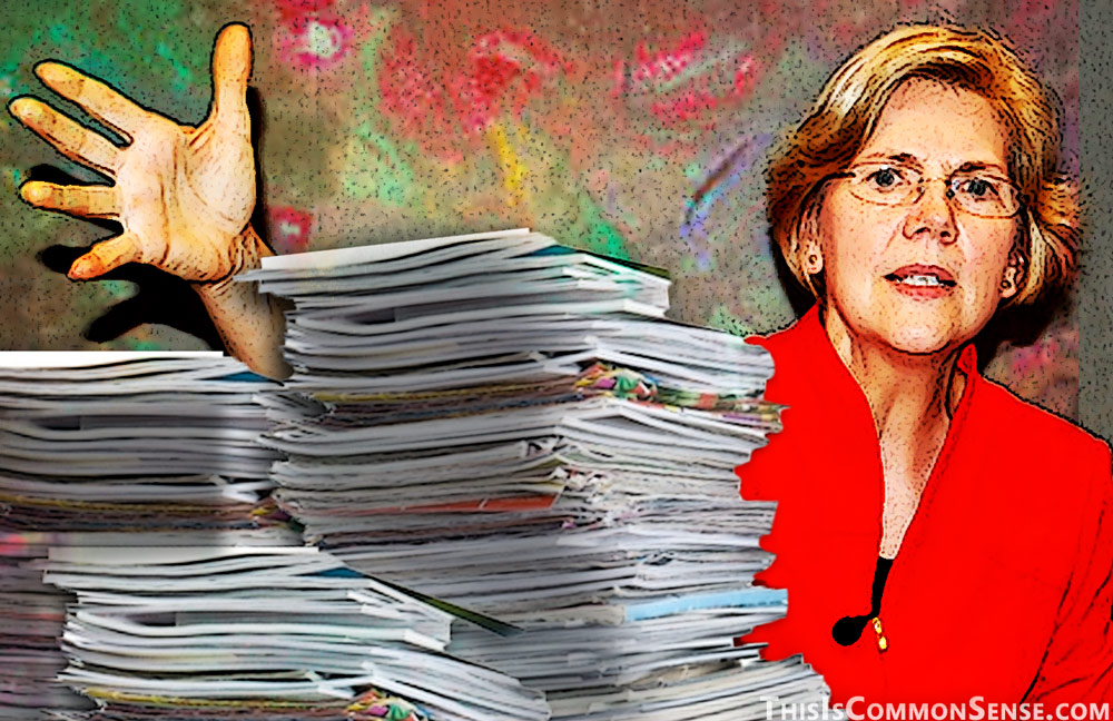 Elizabeth Warren, housing bubble, crash, regulations, finance