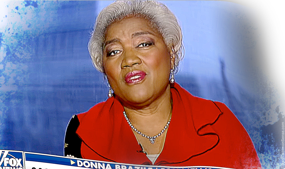 Donna Brazile, Fox, corruption