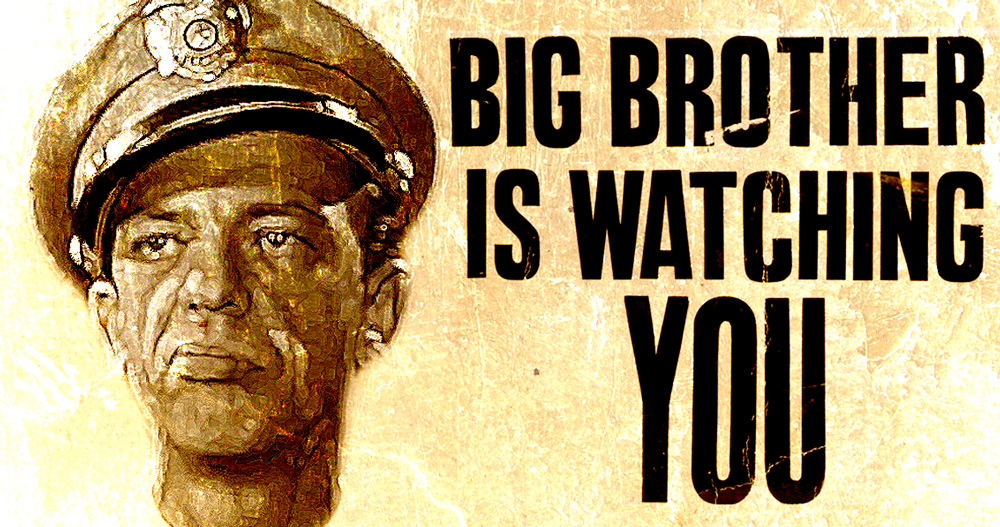 Big Brother or Barney Fife?