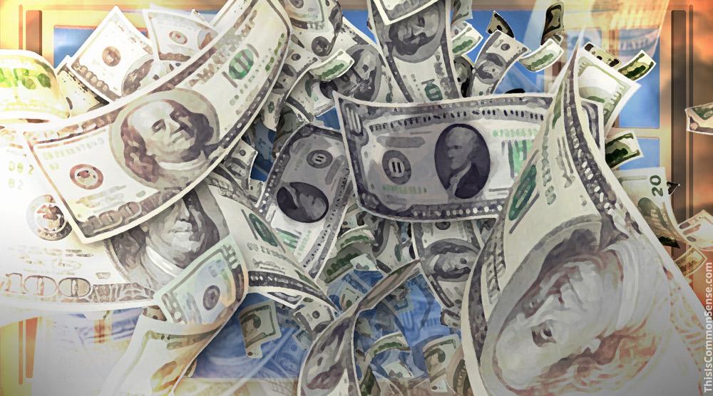 money, case, window, floating, deficit, spending,