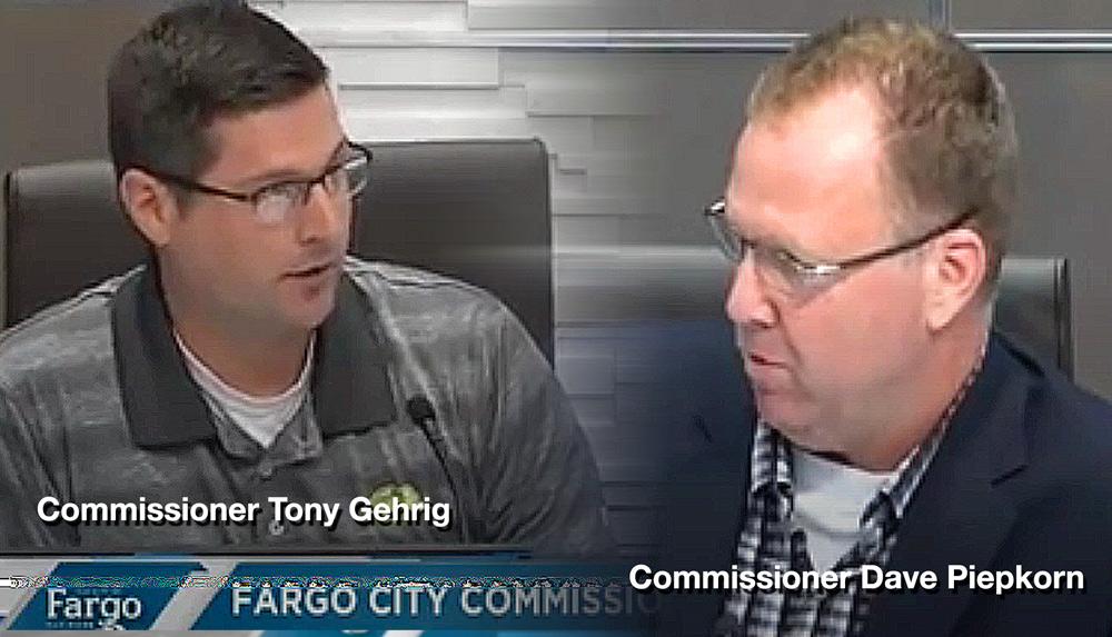 Tony Gehrig, Dave Piepkorn, Caldevron, taxes,