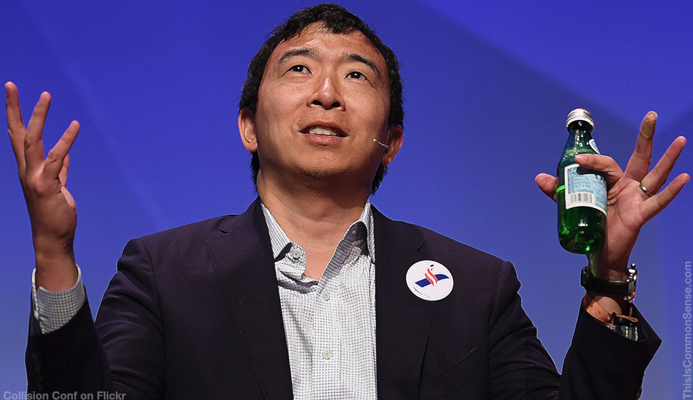 Andrew Yang, zoning, land use, visionary, presidential, election,