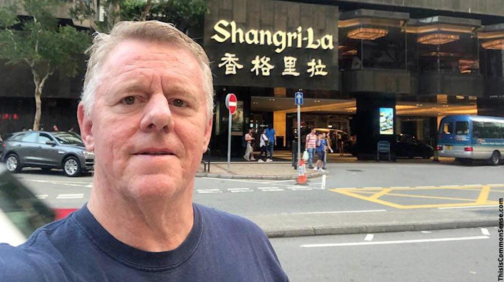 Paul Jacob, Hong Kong