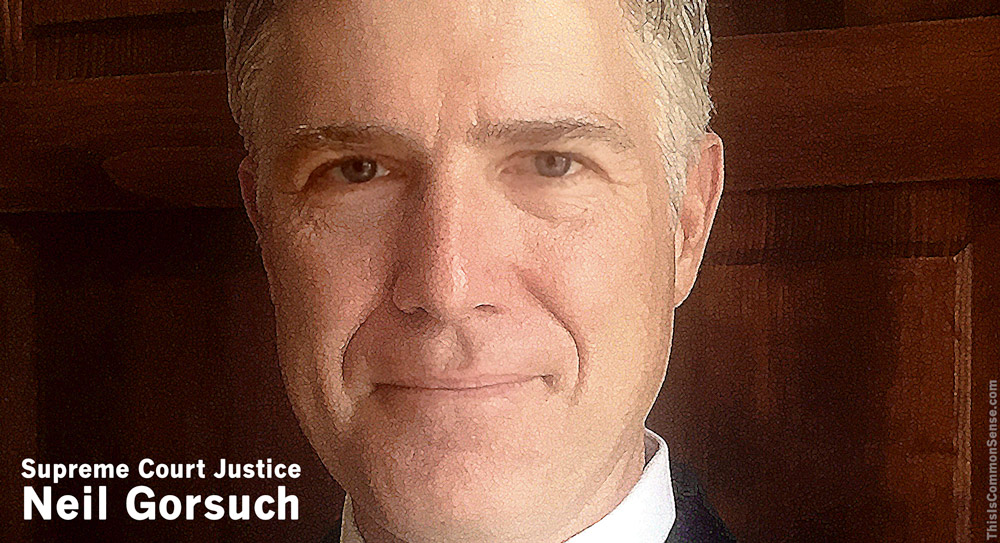 Neil Gorsuch, Supreme Court,