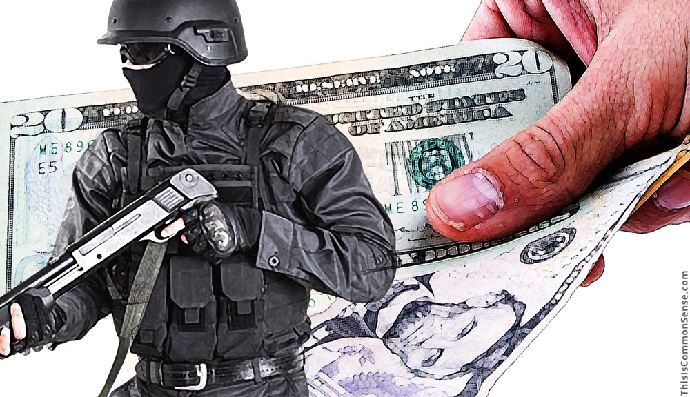 asset forfeiture, theft, police, corruption,