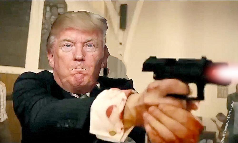 Donald Trump, Kingsman meme