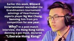 Blizzard Fallout