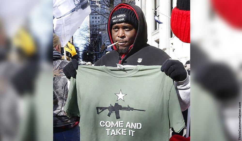 Virginia, guns, 2nd Amendment, race,