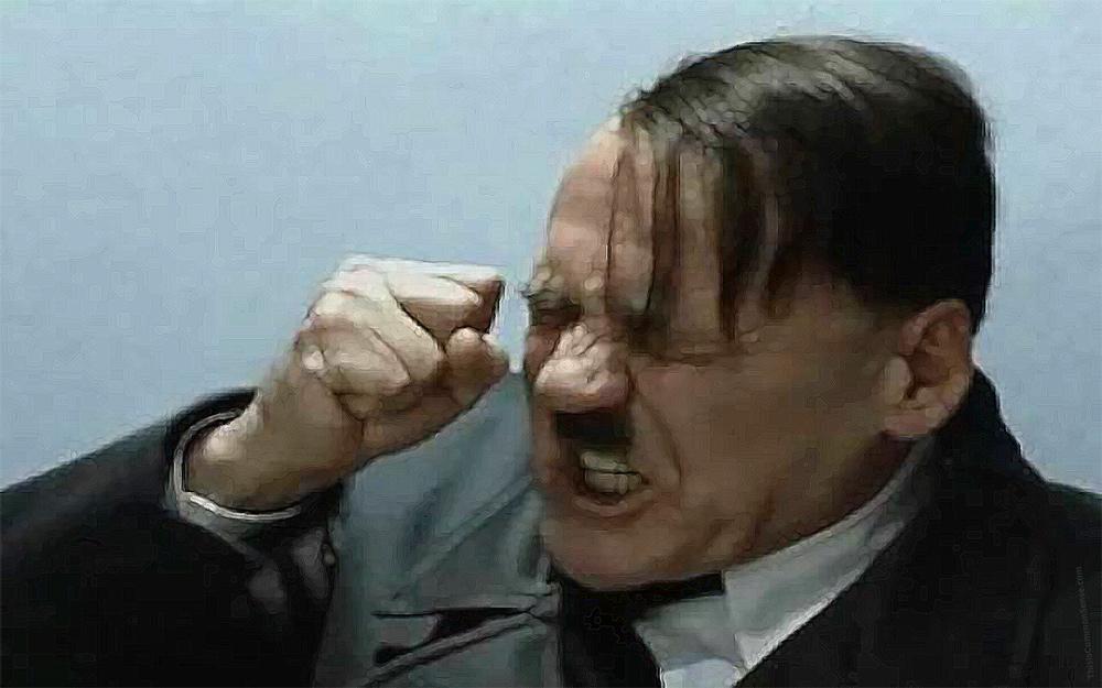 Hitler, Downfall, parody,