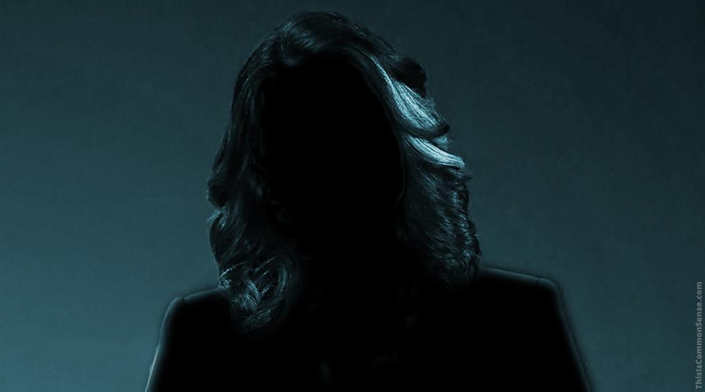 Tulsi Gabbard, shadow, silhouette, misogyny,